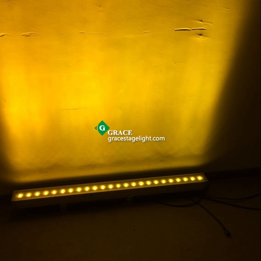 Outdoor stage lights 24x3w amber led light bar 1 meter led wall washer liner bar & Online Get Cheap Led Stage Lighting Amber -Aliexpress.com ... azcodes.com