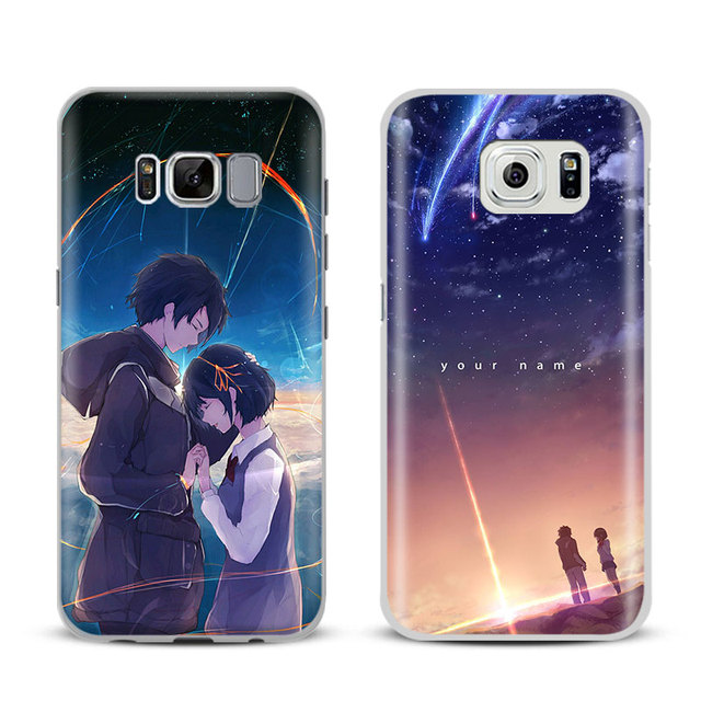 your name anime coque phone case cover shell for samsung galaxy s4