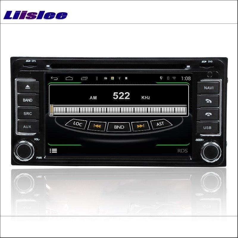 Liislee For Toyota 86 GT86 FT86 2012 2016 Radio DVD Player GPS Navi Map Navigation Advanced