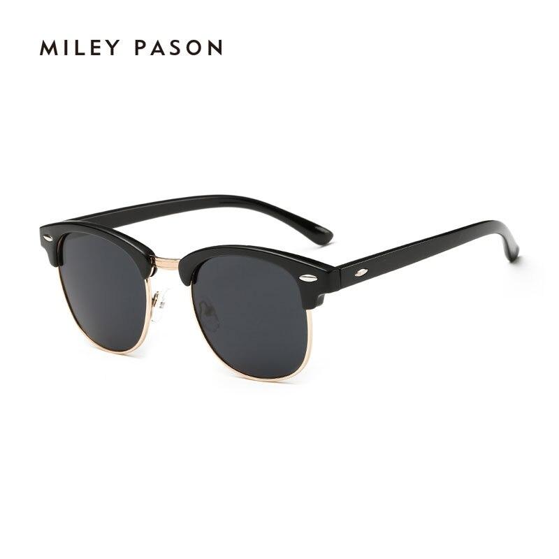 Vente chaude De Mode Ultra-texturé rétro oculos club maste verre lunettes de Soleil hommes gafas Marque de luxe Conçu No 3016