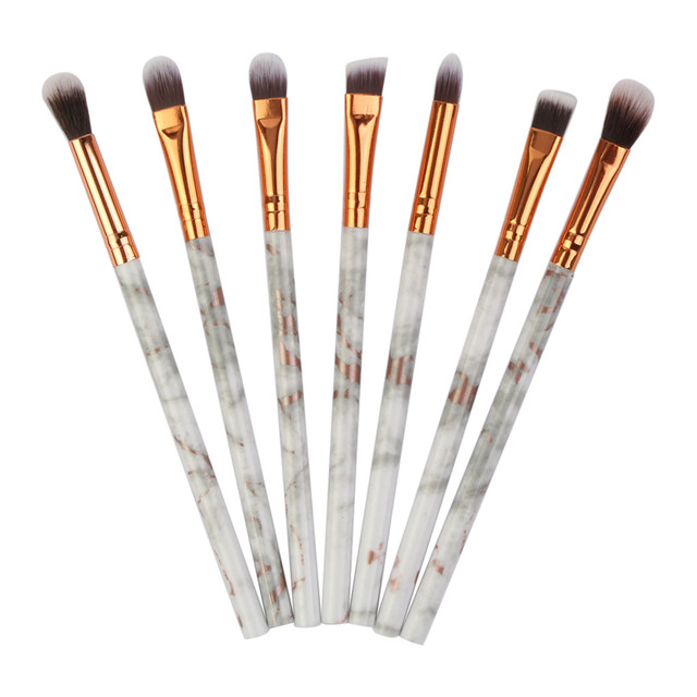 MAANGE Makeup Brushes  7PC  Make Up Brushes Sets  Multifunctional   Concealer Eyeshadow Fashion  Foundation Brush Set DEC31