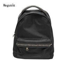 Begutest корейской моды Школа Рюкзаки для подростка Обувь для девочек Оксфорд Повседневное книга Сумки Школьные сумки Для женщин ноутбук рюкзак Mochila