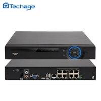 Genuine 48V 8CH 1080P POE NVR CCTV NVR XMEYE P2P ONVIF Real Time Recording Network Recorder