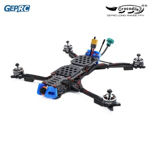 Image 2 - GEPRC Crocodil GEP LC7 PRO/GEP LC7 1080 315mm 7 Inch RC FPV Racing Drone Betaflight F4 50A Runcam Swift RC Drones FPV Quadcopter