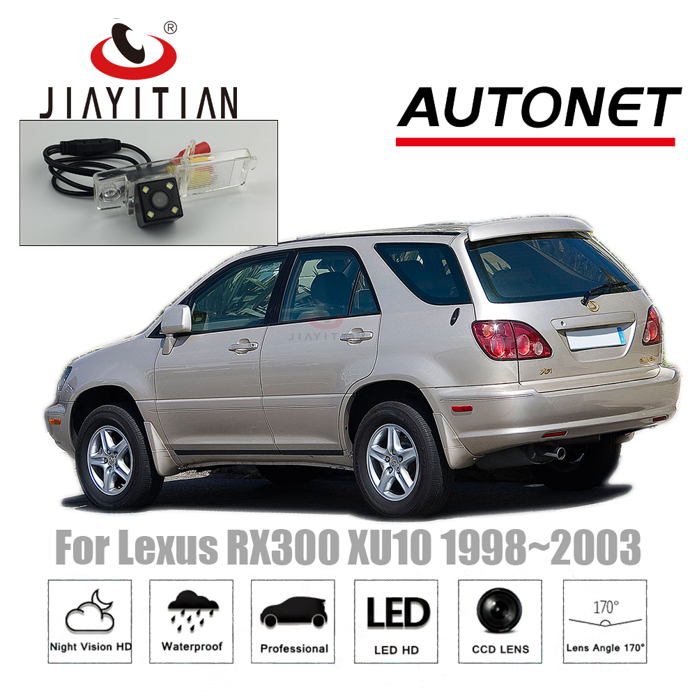 JIAYITIAN rear view camera For <font><b>Lexus</b></font> <font><b>RX300</b></font> XU10 <font><b>1998</b></font>~<font><b>2003</b></font> backup Camera Parking Assistance License Plate camera CCD Night Vision image