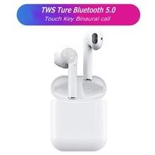 i12 tws Bluetooth 5.0 Headphone Wireless Touch Earbuds Sports Sweatproof True Wireless Touch Ear pod Binaural call Earphones