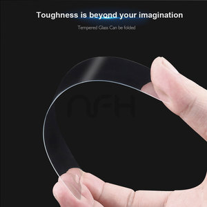 Image 5 - 3PCS easy to install ultra thin scratch proof mobile phone Tempered front film screen protector Glass for apple iphonex 7 8 6 7p