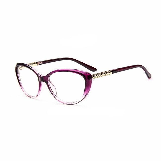 edbb4302c88fdf Lunettes Cadre Hommes Femmes Monture de lunettes pour Verres Optiques Avec  Verre Clair Marque Effacer Transparent
