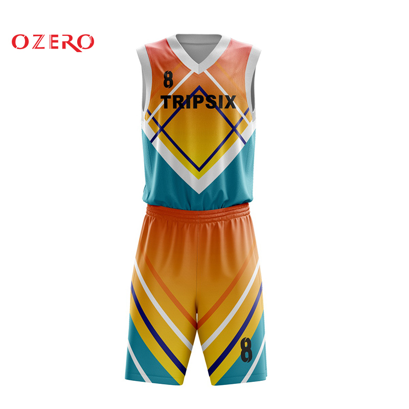 4e9ec5f30d8f latest basketball jersey uniform design pba orange pink red and logo for  kids-in Basketball Jerseys from Sports   Entertainment on Aliexpress.com