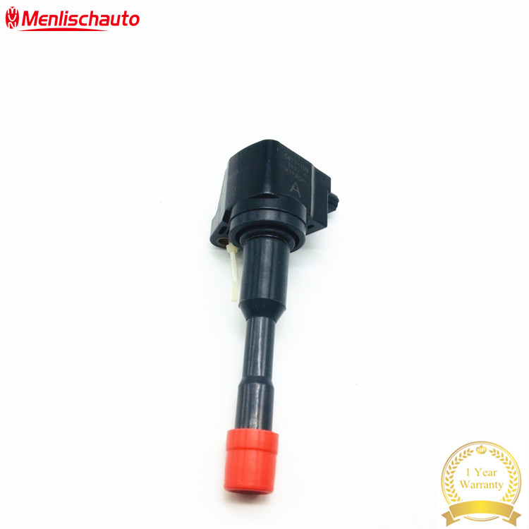 REAR ROW IGNITION COIL BOOTS WITH RESISTANCE FOR CIVIC For II III JAZZ CITY (01-) 1.2 1.3L 1.4L <font><b>30521PWA003</b></font> CM11-108 image
