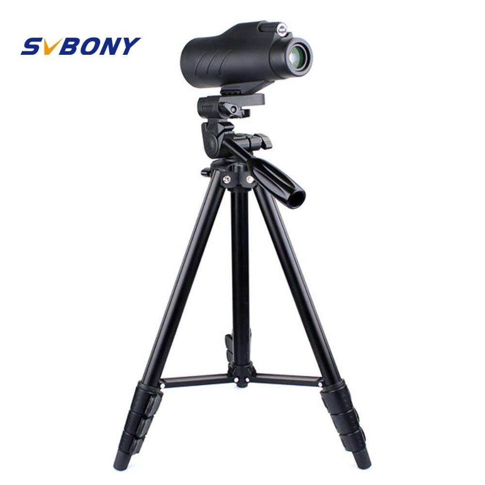 все цены на SVBONY 10x50 Monocular Telescope Zoom BAK4 Prism Waterproof MC for Hunting Camping Hiking w/Hand Strap Phone Adapter+Tripod