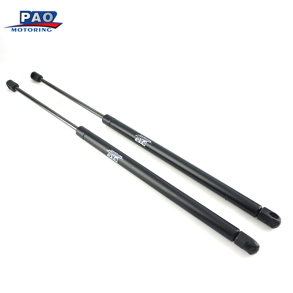 2PC Rear Tailgate Lift Supports Shock Gas Struts For BMW E91 325xi 328i 328xi Wagon 2007-2012 OEM 51247127875,011499 Cover Parts