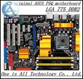 Free shipping 100% original motherboard for  P5Q  motherboard LGA 775 DDR2  Desktop Boards