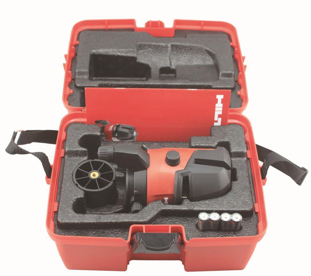 Nuovo Livello laser misura di Livello Hi-lti PM4-M marcatura Laser Livello