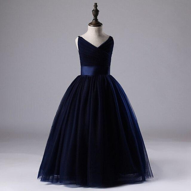 Abiti Da Cerimonia 16 Anni.Abbigliamento Per Bambini 8 10 12 14 16 Anni Ragazze Eleganti Da