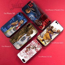 Hot Basketball Star Sport Case for iPhone 5 5S SE Funda Cool Man Fashion Case for Coque iPhone 5 5S SE Cover Phone Black Cases чехол для iphone 5 iphone 5s iphone se deppa art case star wars изгой вейдер 2