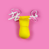Neue Baumwolle T hosen Gesundheit mit männer physikalische unterwäsche homosexuell suspensorium penis string homme herren tanga unterwäsche bikini