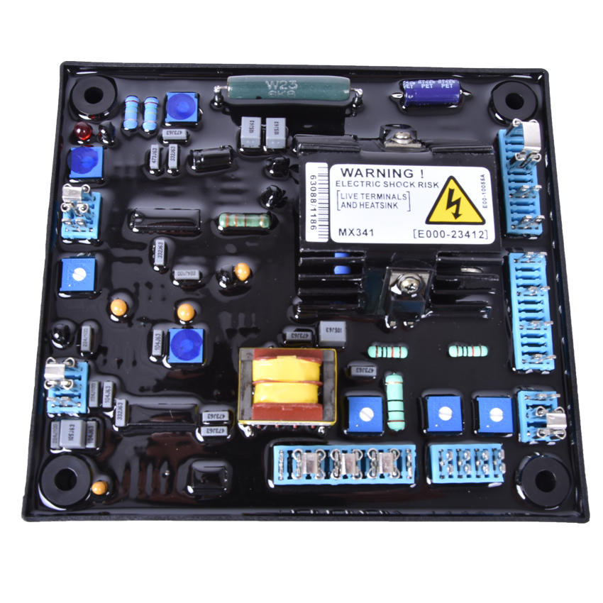 1шт генератора stamford MX341 AVR для генератора постоянного магнита