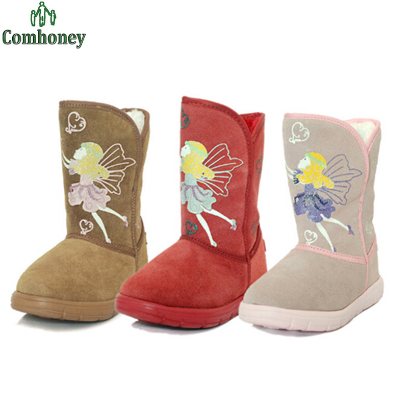 Online Get Cheap Toddler Girls Winter Boots -Aliexpress.com ...