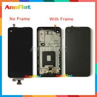 High quality 4.9'' For LG X Screen K500 K500H K500F K500N LCD Display Screen With Touch Screen Digitizer Assembly Free shipping