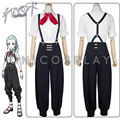 Death Parade Death Billiards Nona Shirt Pants Cosplay Costume