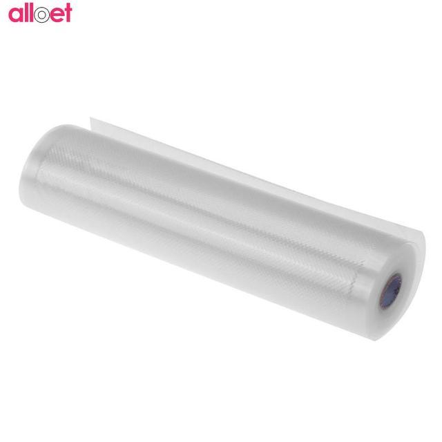 1 Roll Food Grade sluitmachine pakketten zakken voor vacuüm verpakking machine graan zak voor Wrappers vacuüm voedsel sealer machine