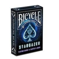 Bicicleta Stargazer Cubierta Poker Tamaño Estándar Naipes Trucos de Cartas de Magia Accesorios Magia de Cerca Magia de Mago Profesional