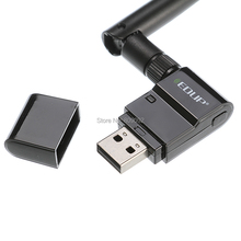 AC1635 600Mbps USB WIFI adapter 5ghz 802.11ac dual-band Wireless Ethernet LAN Card Network Adapter with 2dBi Antenna