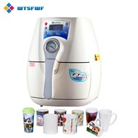 Wtsfwf Cheap ST 1520 3D MINI Sublimation Heat Press Printer 3D MINI Vacuum Heat Press Machine for Mugs