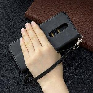 Image 4 - Estojo De Couro Vintage para Nokia 3.2 1 Mais 4.2 7.1 5.1 3.1 2.1 6.1 5 6 3 Estande Tampa Articulada casos de Telefone Titular do Cartão da carteira Magnética