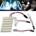 36 SMD 5630 LED T10 BA9S Dome Festoon Car Interior Painel de Luz Da Lâmpada 12 V Setembro 21