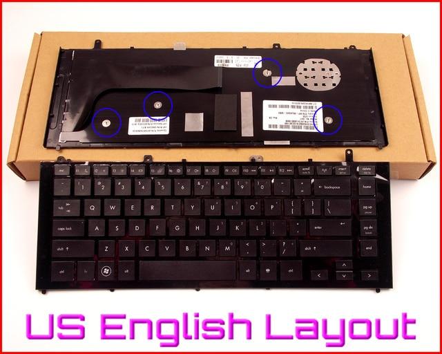 Новая Клавиатура США Английский Версия для HP Probook 4320 s 4325 s 4326 s 4329 s 4320 s V112746AK1 Ноутбук W/Кадр