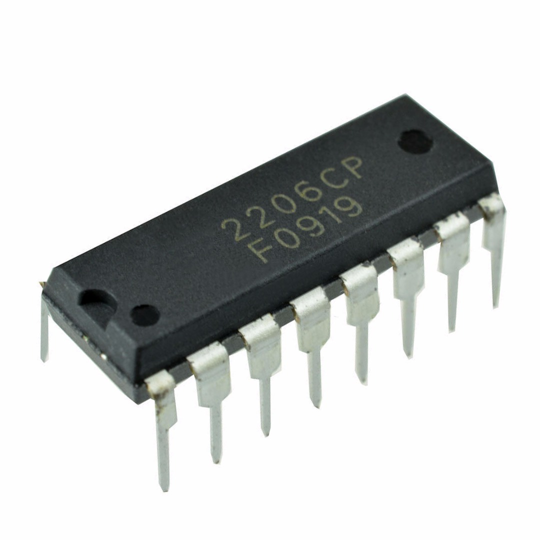 1pc Black XR-2206 XR2206CP XR2206 Monolithic Function Generator IC 16 Pins DIP Mayitr Electronic Instruments 50pcs uln2004an uln2004 dip 16 ic