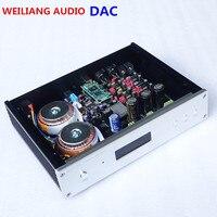 ES9038 ES9028PRO ES9018 DAC аудиодекодер Amanero USB интерфейс Поддержка DSD коаксиальный Оптический с дистанционным Управление экран кабеля USB