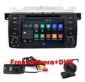 """7 """"цифровой Сенсорный Экран пк автомобиля android 5.1 для BMW E46 M3 Wifi 3 Г 1024*600 Bluetooth Радио USB SD Управление Рулевого колеса Canbus"""