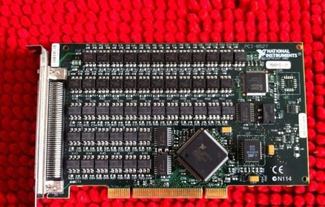 NI PCI-6527 PCI 6527 DAQ card testedNI PCI-6527 PCI 6527 DAQ card tested