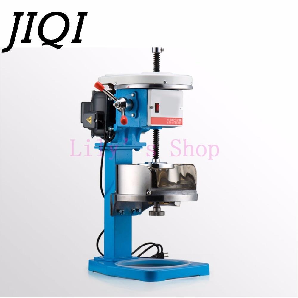 Electric ice crusher shaver ice sand slush maker commercial snow cone Smoothie machine auto ice block making machine EU US plug