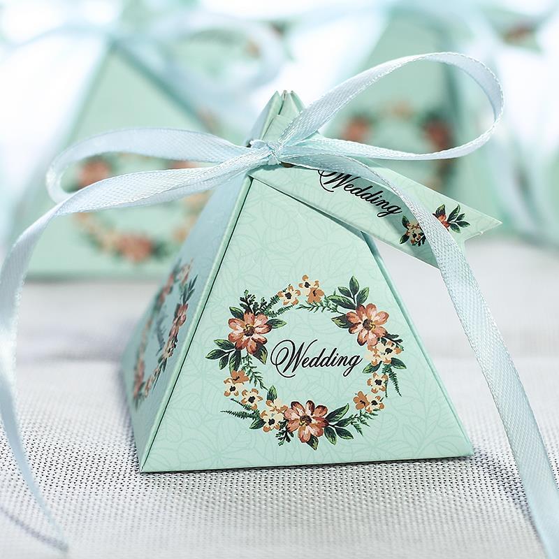 50pcs/lot Light Blue/Pink/Purple Flower Garland Wedding