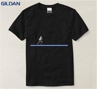 Männer T-Shirt Designs Unmöglich Mission Männer T-shirt Slim Fit Printed Crew Neck T-shirt Design Kleidung Tops