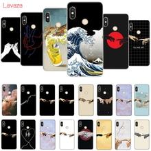 Lavaza Creation Adam Anime Hard Phone Cover for Huawei Mate 10 20 P10 P20 P30 Lite Pro P smart 2019 Case