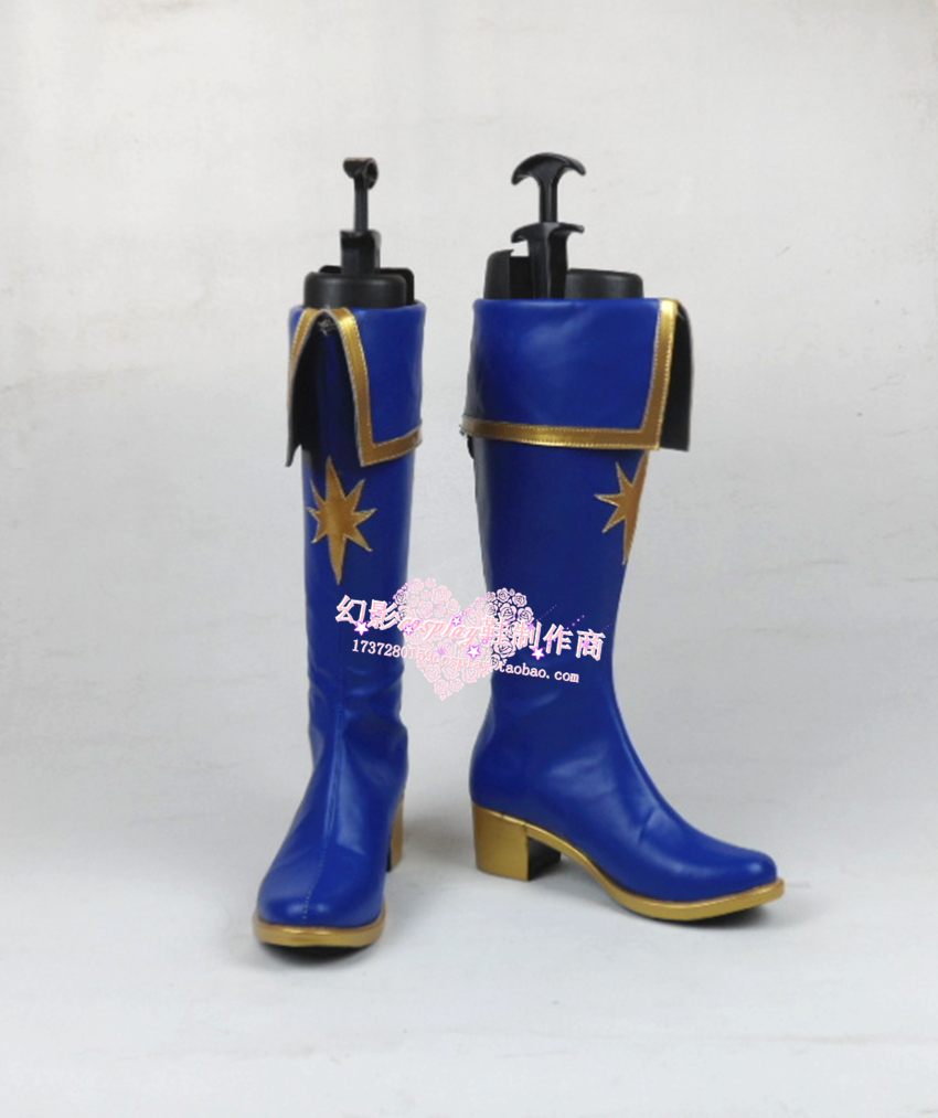 Ensemble Stars Knights Cosplay Shoes Boots Custom Made 760