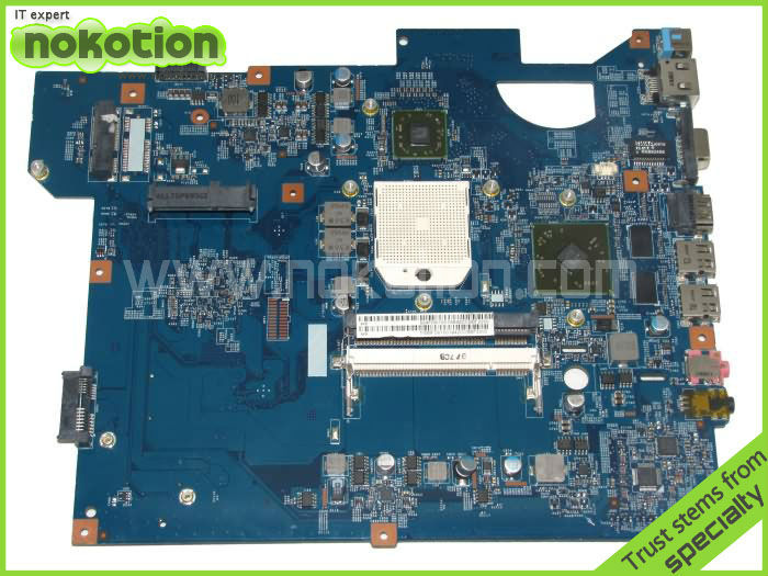 LAPTOP MOTHERBOARD FOR GATEWAY NV53 JV50-TR 48.4FM01.011 AMD M880G ATI Mobility Radeon HD 4570 DDR2 Mainboard Mother boards
