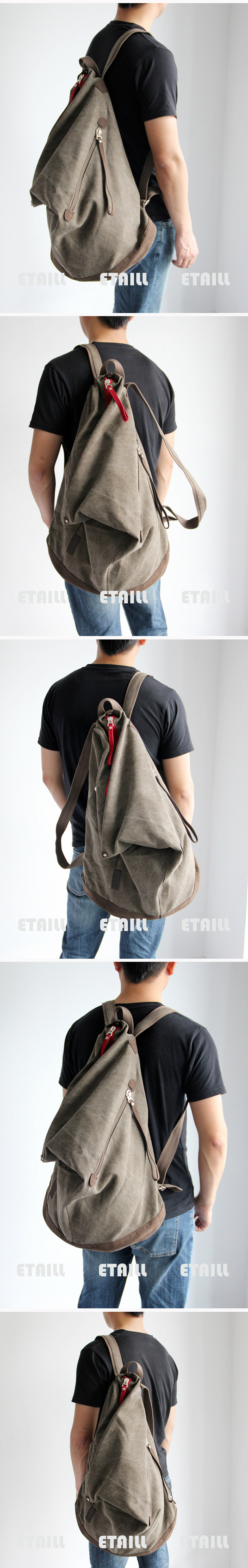 rucksack backpack for men
