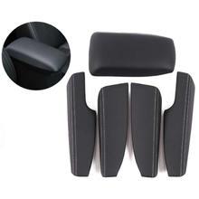 car door armrest leather cover armrest cover for toyota corolla 2013 2014 2015 2016 2017 2018