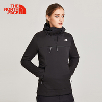 The North Face women's cotton jackets thermal comfortable painted hooded clothes comfortable Sports climbing hiking jacket 3LUJ
