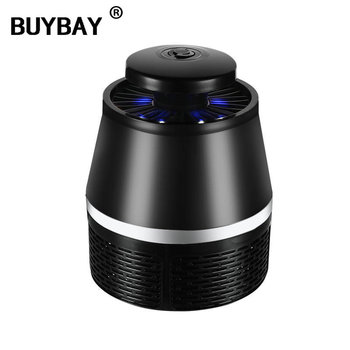 BUYBAY Brand USB Electric Mosquito Repellent LED Lights No Radiation Photocatalyst Mosquito Killer Lamp Insect Trap Light