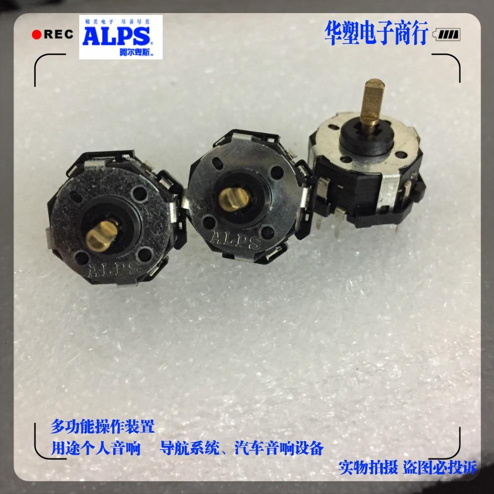 ALPS RKJXT1F42001 многофункциональный переключатель, 4-ходовой переключатель, кнопка кодирования автомобильной навигации