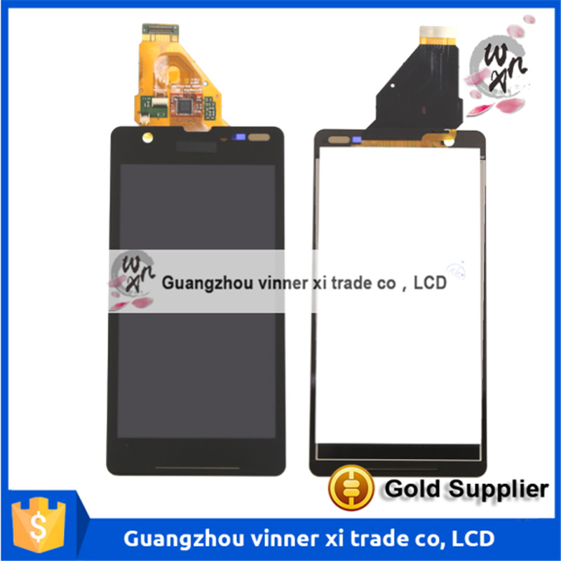 LCD Display Front Touch Screen Digitizer For Sony Xperia ZR M36h C5502 C5503