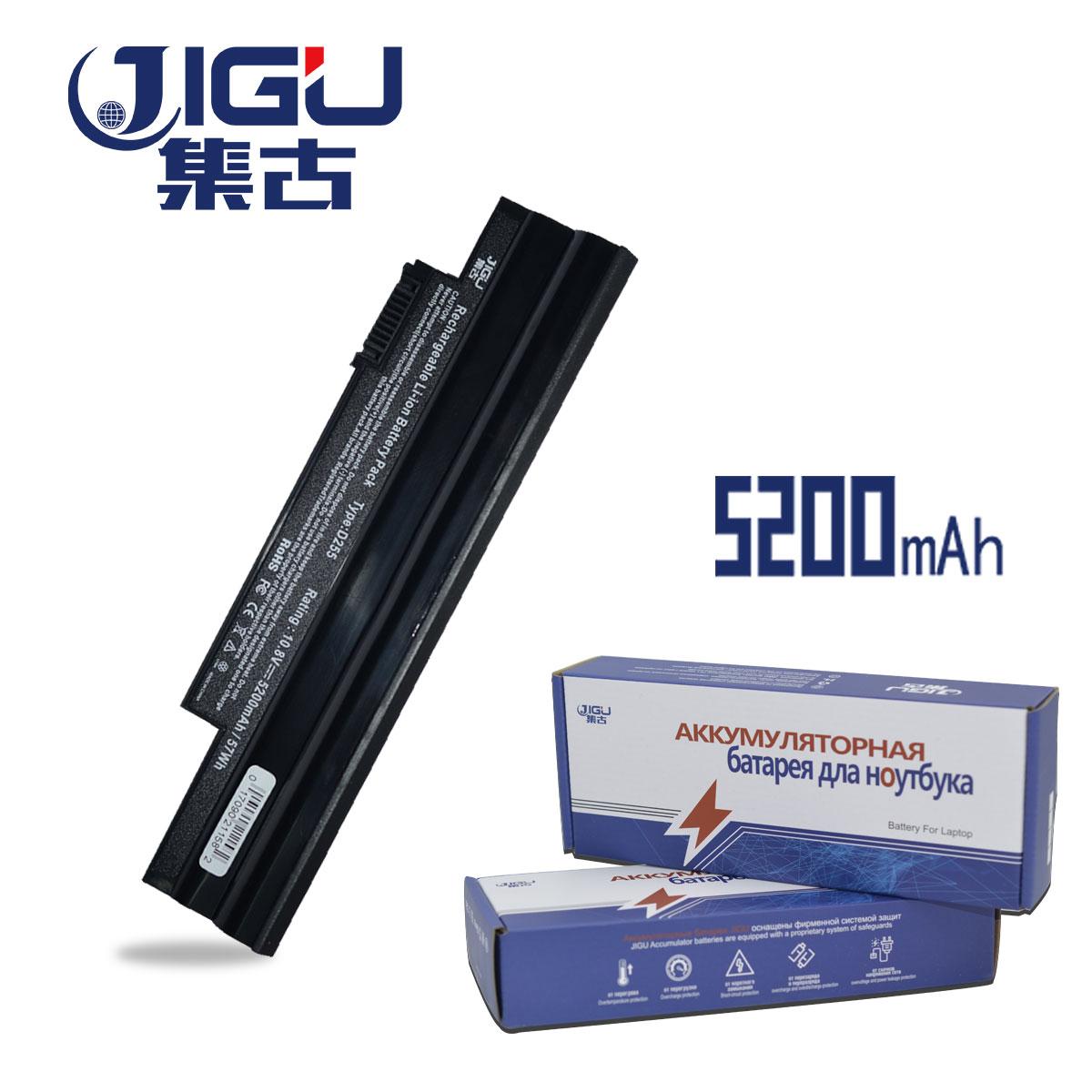 JIGU Battery For Acer Aspire One 522 D255 722 AOD255 AOD260 D255E D257 D257E D260 D270 E100 AL10A31 AL10B31 AL10G31