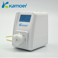 KSP F01AF Amount Adjustable Peristaltic Pump (LCD, Amount Adjustable, High Precision, Small Peristaltic Pump, Liquid Pump)